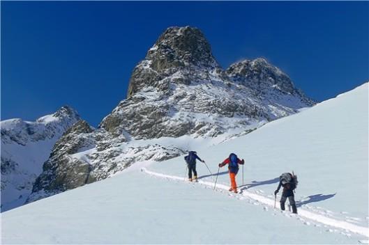 Skialpinizmus v Tatrach