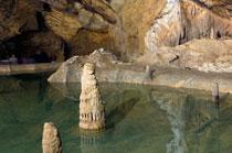 Belianska jaskyňa - Hudobná sieň, Tatry