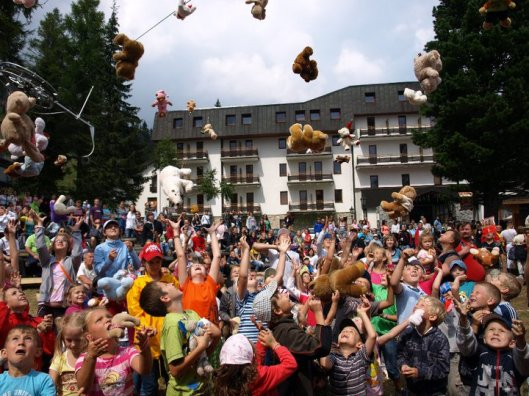 Tatranský festival - Medvedie dni, Tatry