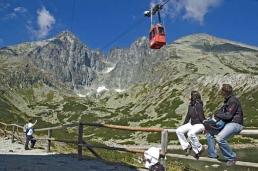 Lomnický štít, Vysoké Tatry