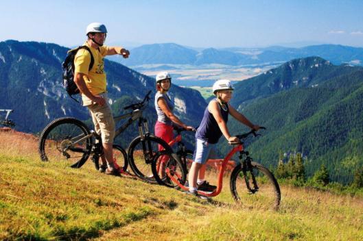 Cykloturistika v Tatrách