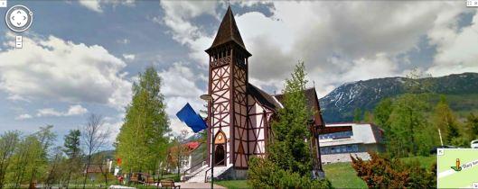 Tatry - Google Street View